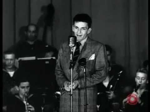 Frank Sinatra - The Song is You (1943) LIVE