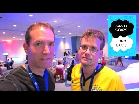 Trolling John Green & Other YouTubers at VidCon 2014