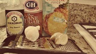 Best Hawaiian BBQ Marinade Recipe - aSimplySimpleLife