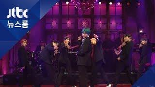 BTS '빌보드 1위' 3번째 대기록…팬 향한 '메시지의 힘'