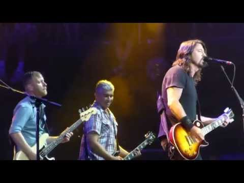 """Miss You (Rolling Stones Cover)"" Foo Fighters at Firefly Festival Dover"