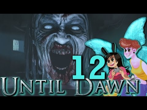UNTIL DAWN 2 Girls 1 Let's Play Part  12: Spooky Ghost thumbnail