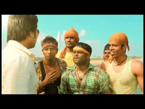 7UP Dance Pattalam  Fishermen and simbu str ad video commercial