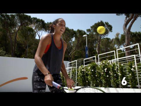 WTA Frame Challenge | Madison Keys