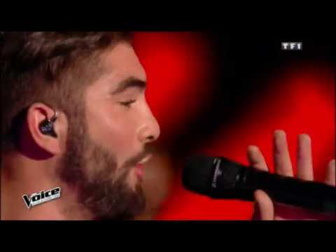 Kendji Girac Andalouse The voice