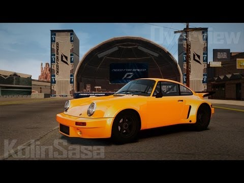 Porsche 911 Carrera RSR 3.0 Coupe 1974