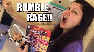 RAGING WIFE THROWS WWE FIGURE OFF HOTEL BALCONY! Guests REACT!