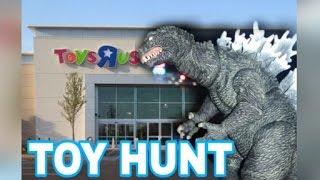 Toy Hunt #4 - Neca GMK Godzilla!