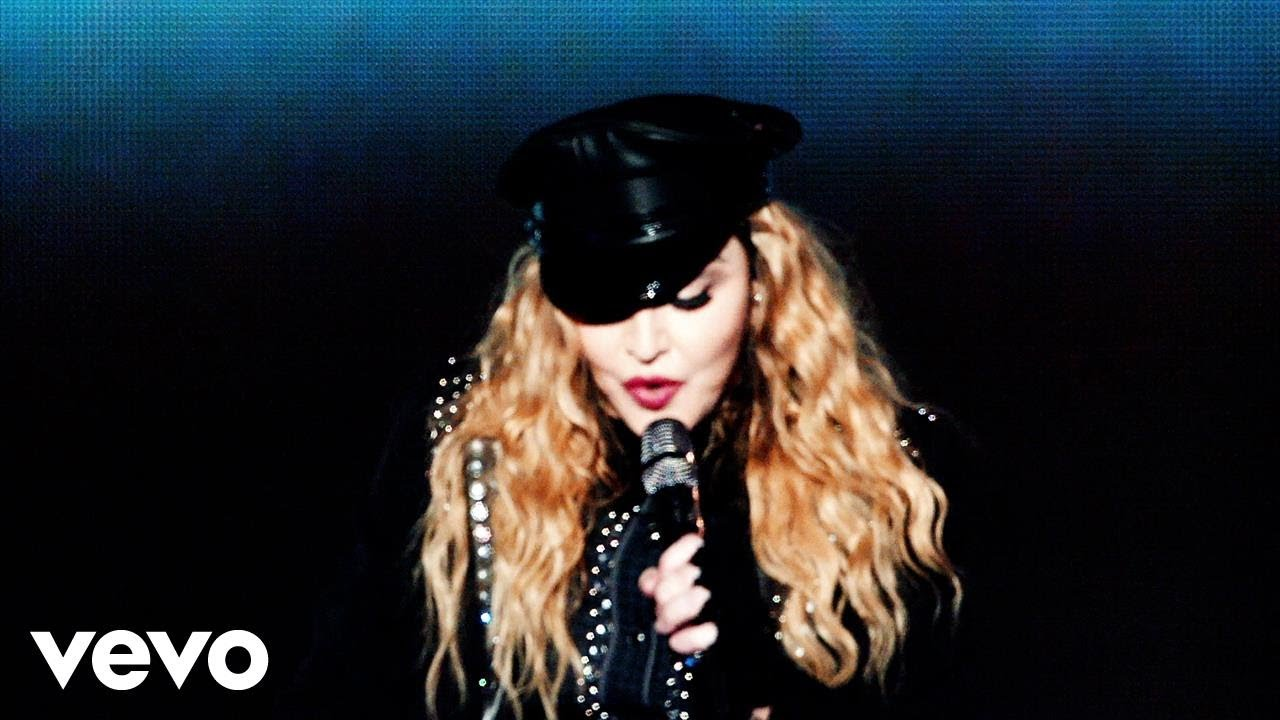 Madonna - Deeper And Deeper (Rebel Heart Tour)