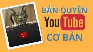 Đừng Làm Kiếm Tiền Youtube Nếu Bạn Chưa Biết Các Vấn Đề Cơ Bản Về Bản Quyền | Duy MKT