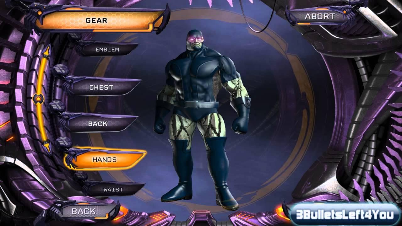 Dc Universe Online Best Batman Build