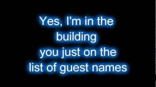 Lil Wayne - Right Above It Ft. Drake + [ Lyrics On Screen ] HQ HD(With Download)