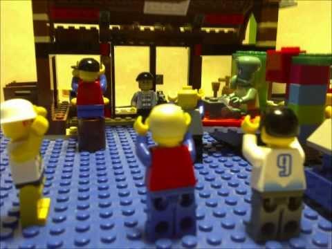 Lego SpongeBob: The Robbery