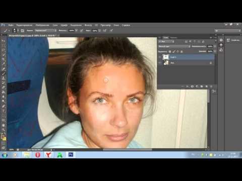 Рисуем загар в Adobe Photoshop CS6