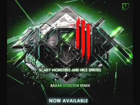 Skrillex - Scary Monsters And Nice Sprites (radar Detector Remix) video
