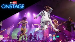 "YouTube OnStage: ""Swalla"" - Jason Derulo featuring Matt Steffanina & crew"