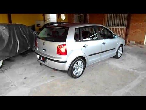 VW Polo 9n Abafador Inox sem catalizador