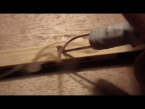 Jak Zrobić Prosty Pirograf. Wypalanie W Drewnie / How To Make A Simple Pyrography