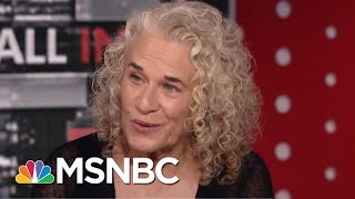 Carole King And Reverend Al Sharpton Remember Aretha Franklin All In Msnbc