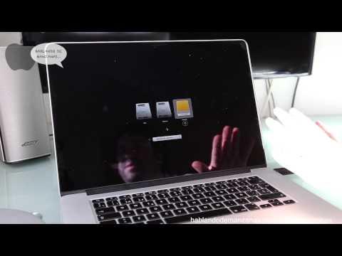 Tras instalar Windows en mi Mac me sale la pantalla en negro Solución en Español