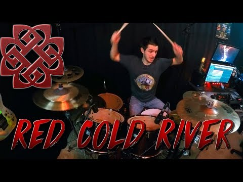 Breaking Benjamin - Red Cold River (Drum Cover)
