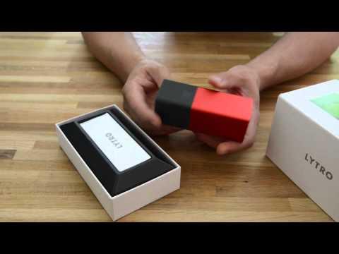 Unboxing the Lytro Light Field Camera
