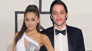 Ariana Grande And 39 Snl 39 Star Pete Davidson Are 39 Casually Dating 39 Following Mac Miller Split