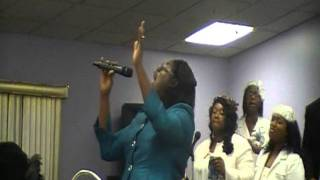 Sis. Tracey - He Leads Me Beside Still Waters