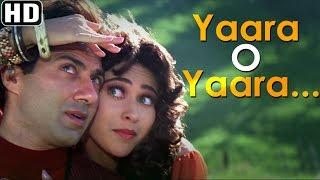 Yaara O Yaara Milna Hamara - Jeet Songs - Sunny Deol - Karisma Kapoor
