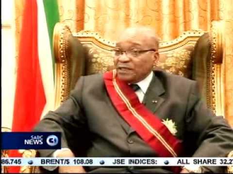 President Jacob Zuma, 12 December 2011