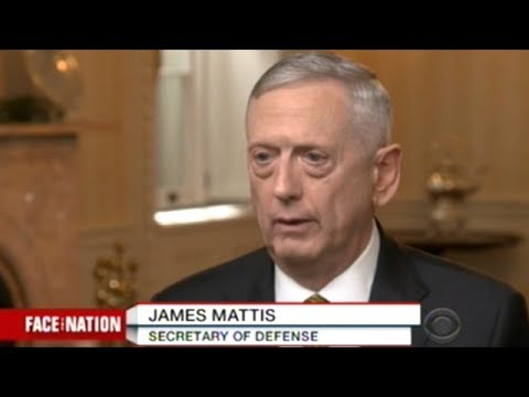 "General ""Mad Dog"" Mattis ""North Korea Is A Direct Threat To The United States!"""