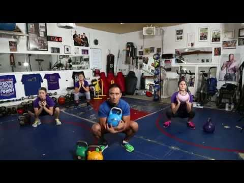 1. Kettlebell Workouts • BEGINNERS WORKOUT Image 1