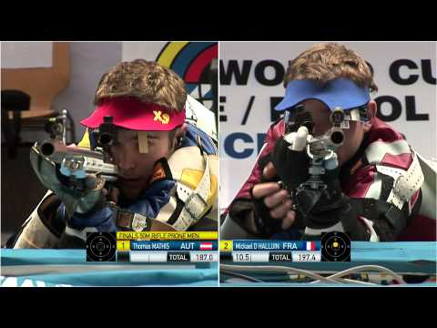 Highlights from Munich 2013 ISSF Rifle and Pistol World Cup