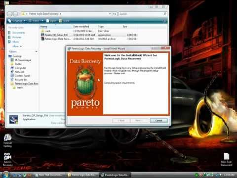 How to Download and Install Pareto Logic Data Recovery