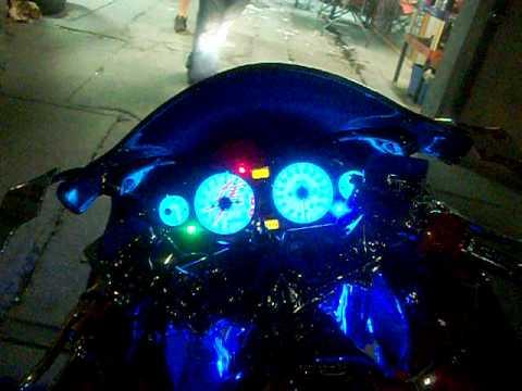 Nations Cycle BEST CUSTOM 05 Suzuki Hayabusa Rene Spide