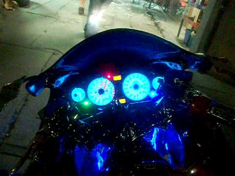 Nations Cycle BEST CUSTOM 05 Suzuki Hayabusa Rene Spider Man