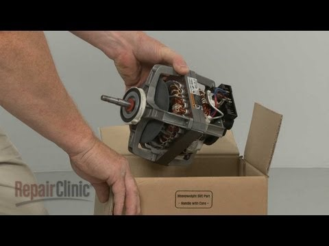 Drive Motor - Samsung Dryer