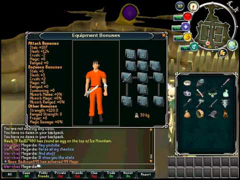 All Dungeoneering Rewards Stats On Runescape