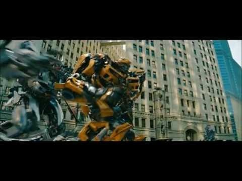 Transformers 3 Bumblebee vs Soundwave