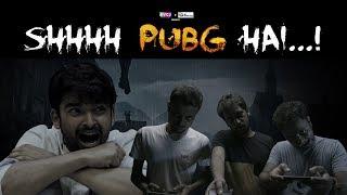 Shhhh PUBG hai | PUBG Horror Story | RVCJ
