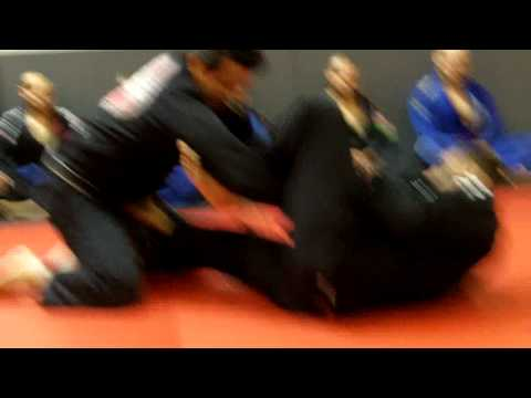 Jiu Jitsu - Triangle from butterfly guard Image 1