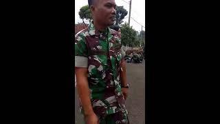 Lihat tentara LAGI MAKAN || Harus cepat HABIS!!
