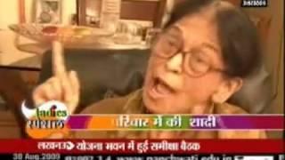 Interview of Smt. Naima Khan Upreti