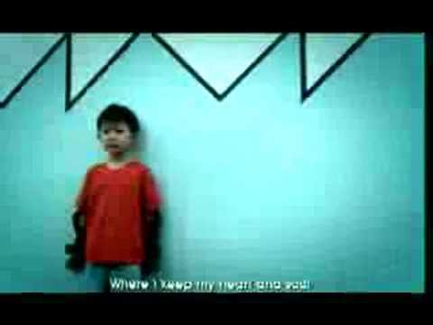 National Day 2001 Theme Song by Tanya Chua - Where I Belong Video