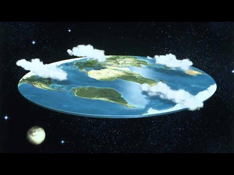 10 АБСУРДНЫХ ЗАЯВЛЕНИЙ СТОРОННИКОВ ТЕОРИИ ПЛОСКОЙ ЗЕМЛИ