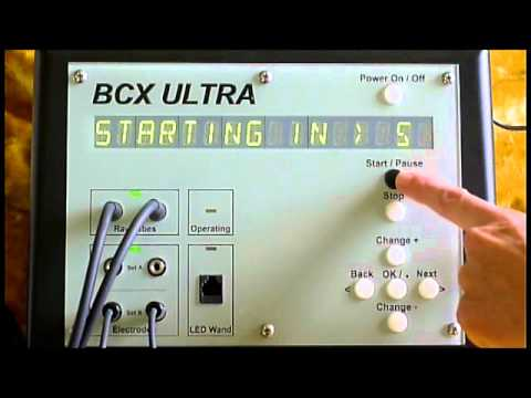 How To Run A Rife Machine Program - BCX Ultra Rife Machine