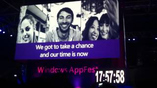 Windows 8 App Fest Anthem Song