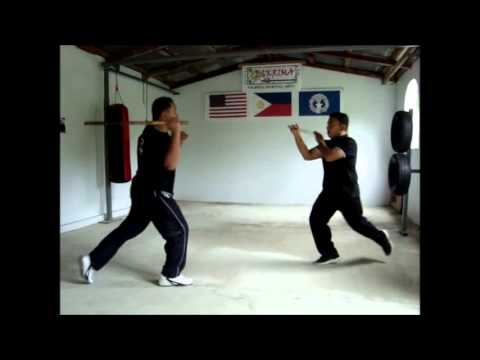 Eskrima Training drill Image 1