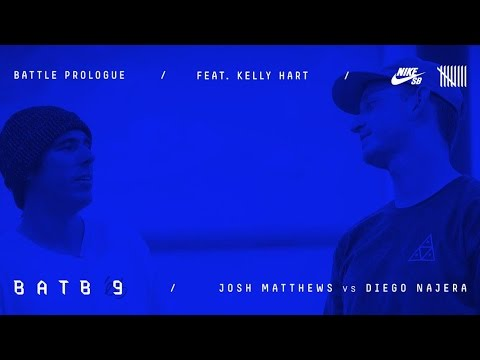 BATB9 | Mike Mo Capaldi - Battle Prologue: Diego Najera Vs Josh Matthews - Round 2