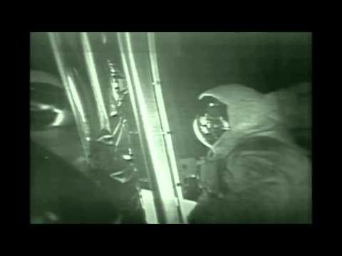 Astronaut Neil Armstrong Tribute Video - Moon Landing & Rare NASA Footage Film
